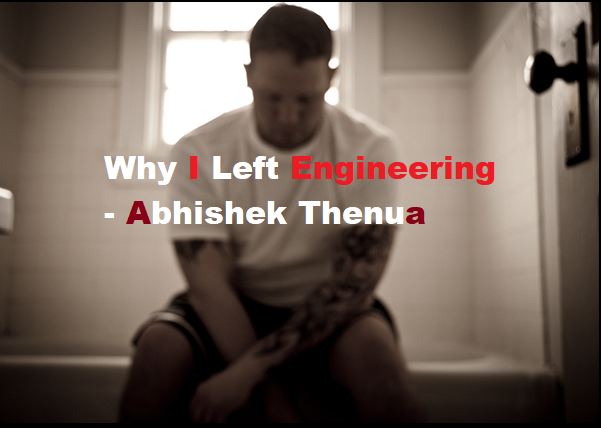 """Why I Left Engineering<span class=""""rating-result after_title mr-filter rating-result-278"""" ><span class=""""mr-star-rating"""">    <i class=""""fa fa-star mr-star-full""""></i>        <i class=""""fa fa-star mr-star-full""""></i>        <i class=""""fa fa-star mr-star-full""""></i>        <i class=""""fa fa-star mr-star-full""""></i>        <i class=""""fa fa-star mr-star-full""""></i>    </span><span class=""""star-result"""">5/5</span><span class=""""count"""">(1)</span></span>"""
